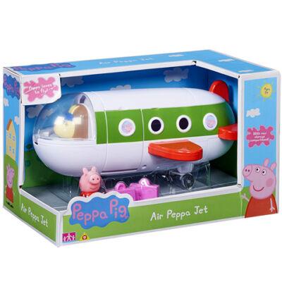 Peppa malac Repülője játékszett