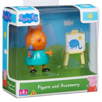 Peppa malac játékfigura kiegészítővel többféle változatban
