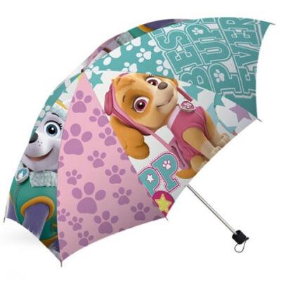 Mancs őrjárat Skye és Everest összecsukható esernyő 45cm