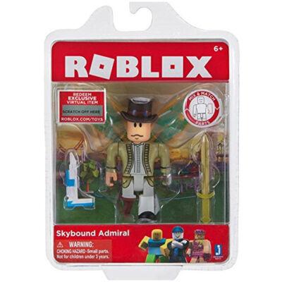 Roblox: Skybound Admiral játékfigura