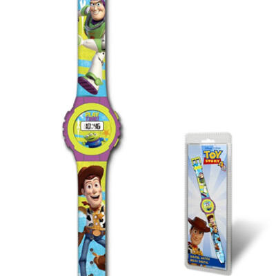 Toy Story 4 digitális karóra