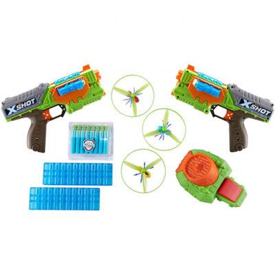 X-Shot: Bogártámadás Swarm Seeker dupla fegyver