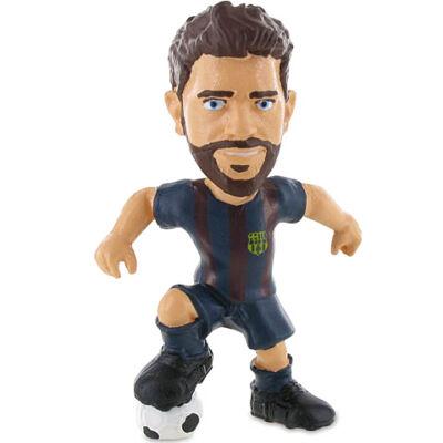 FC Barcelona: Gerard Piqué focista játékfigura