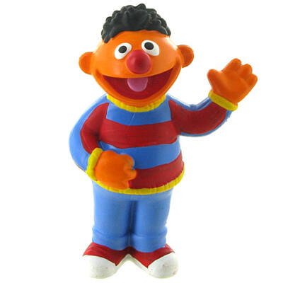 Szezám Utca: Ernie figura