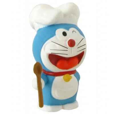 Doraemon a szakács játékfigura