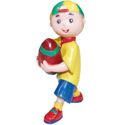 Caillou rögbivel játékfigura