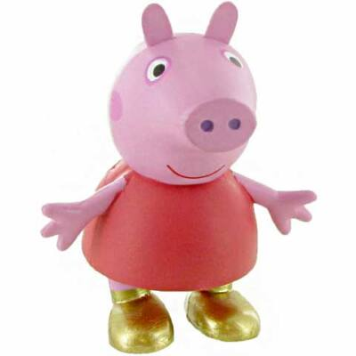 Peppa Malac: Peppa arany bakancsban játékfigura