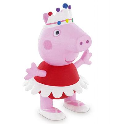 Peppa malac: Balerina Peppa játékfigura