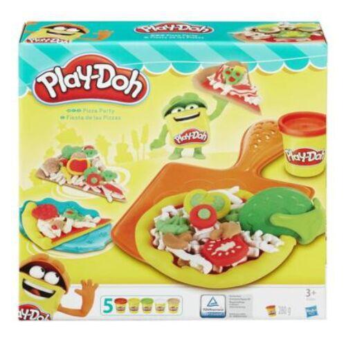 ecca77ca3a Play-Doh: Pizza sütő party játékszett,3.490 Ft,Gyurmák és ...