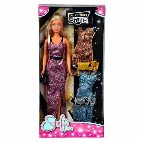 d5e16d492035 Steffi Love: Glitter Style baba 12 kiegészítővel – Simba Toys,4.085 ...