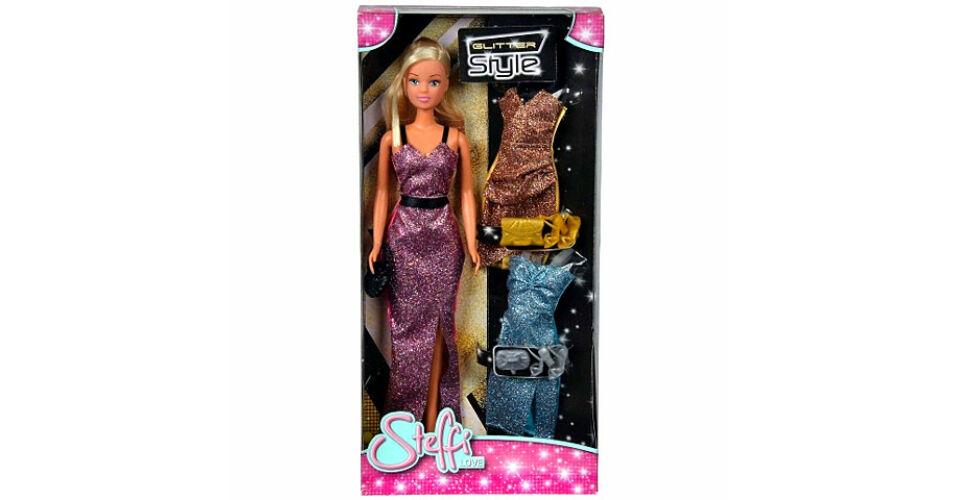 c9049b9e68b4 Steffi Love: Glitter Style baba 12 kiegészítővel – Simba Toys,4.085 Ft,Steffi  Love babák- Játék Webshop a boldog gyerekek forrása