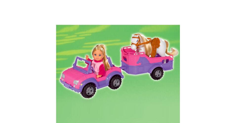 1ea569f05c1d Steffi Love: Évi Love lószállítóval – Simba Toys,4.785 Ft,Steffi Love  babák- Játék Webshop a boldog gyerekek forrása