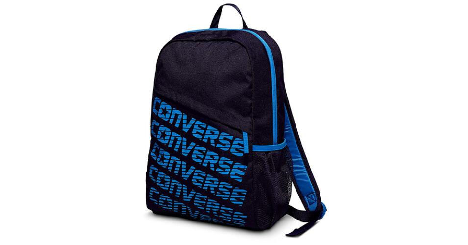 43d7adaec5ce Converse iskolatáska hátizsák fekete-kék,7.863 Ft,Iskolatáska, hátizsák  3-8. osztály - Játék Webshop a boldog gyerekek forrása
